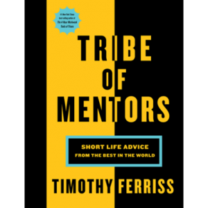 Intro Tribe Of Mentors